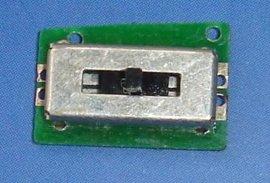 厂家直销微小型双声道直滑电位器双联