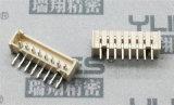 1.25mm 单排插针90度 PCB连接器