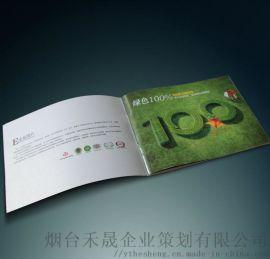 个性创意平面广告公司画册样本设计印刷烟台宣传册