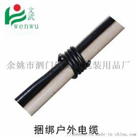 1.2環保包塑鐵絲 扎竹條綁通風管捆寬帶光纖