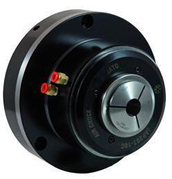 筒夹气动卡盘(JAP206-5C JAP207-16C)