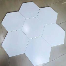 棱形陰框鋁扣板定制衝孔氟碳漆鋁扣板集成吊頂工程安裝