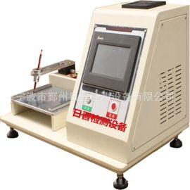 专用划线测试仪 水性笔、圆珠笔或笔芯,文具检测仪器厂家直销