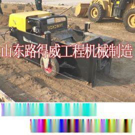 优质路缘石成型机.山东路得威、品质保证、厂家直销