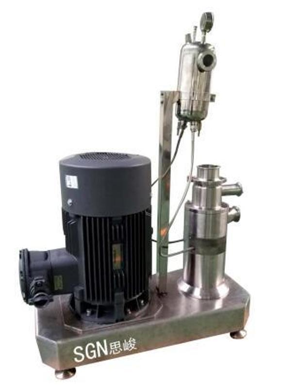 厂家直销 SGN/思峻 GRS2000金属表面清洗剂纳米分散机 欢迎咨询