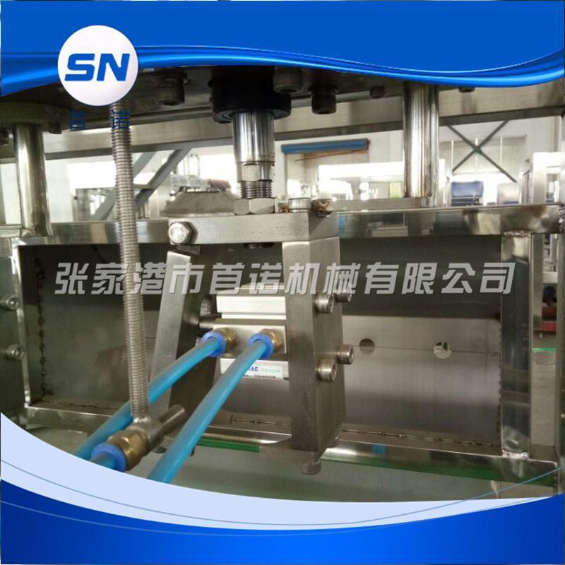 廠家供應 3加侖5加侖桶裝水灌裝機生產廠家 桶裝水生產線