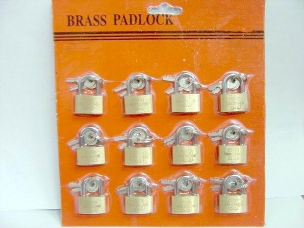 各类厚型挂锁,薄型挂锁