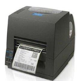西铁城LC631 标签条码打印机 300DPI  珠宝标签打印机