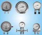 高靜壓差壓表,不鏽鋼差壓表,