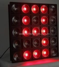 LED25头矩阵灯