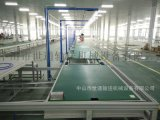 TV電視流水線 工廠生產電視機的生產線裝配線