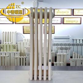 建设项目采暖工程专用SCGGZY4钢制圆柱散热器
