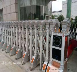 伸缩式电动门厂家就选湖南赛富自动门|全新厂价直销