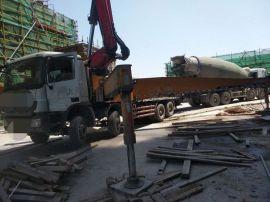 13年三一56米混凝土泵车