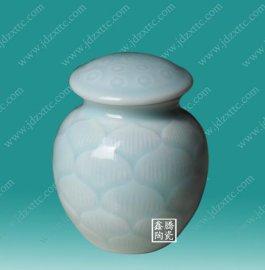 供应陶瓷罐子,茶叶包装陶瓷罐