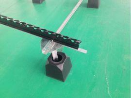 太阳能工程配件 太阳能工程固定地脚专用地脚塑模 太阳能热水工程