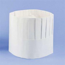 银杏CSM-056纸质厨师卫生帽