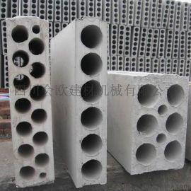 石膏空心砌块模具  石膏砌块机厂家