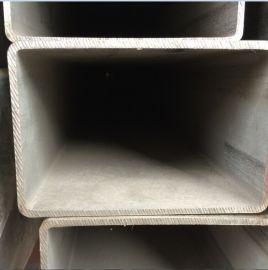 正宗304不锈钢管 海边护栏用不锈钢方管