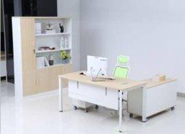 龙华办公家具厂家新品经理办公台1.8M现代办公台