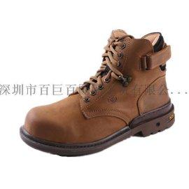 台湾KS凯欣特舒鞋气垫式固特异工作鞋