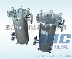 壓力式過濾器-精密袋式過濾機