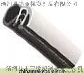 金属制品边缘防护条PVC护边密封橡胶条