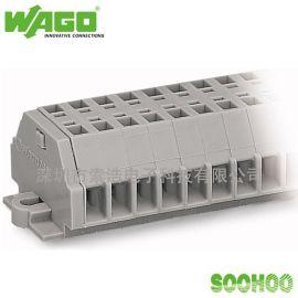 【原装**】万可WAGO 260-107  2线接线端子排