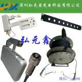 弘元鑫/BMD摄像机用光缆100米光纤讯道连接器组件