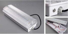 登峰+DF268C+IP66防水应急壁灯,3W3小时防尘防雾应急灯