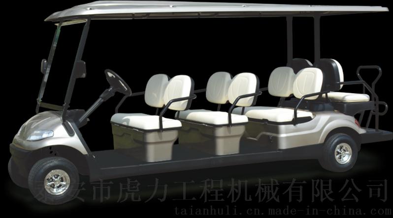 泰安虎力供應電動觀光車