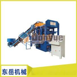 江苏泰州砌块成型机 水泥砖机 半自动免烧砖机