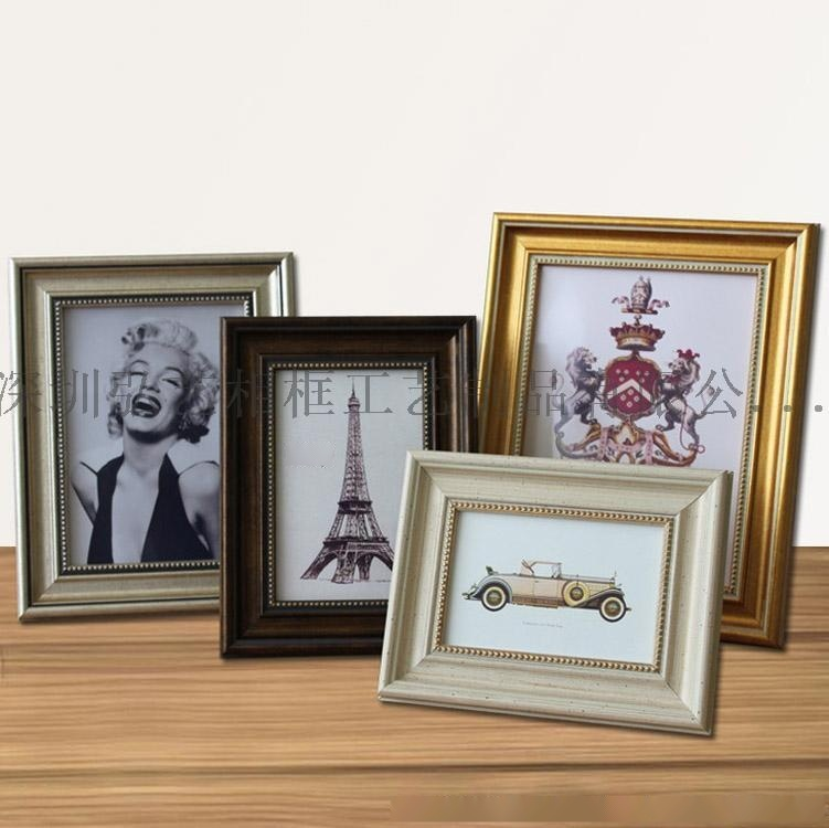 欧式复古相框批发 摆台相框 照片尺寸6寸7寸8寸10寸12寸复古相框画框