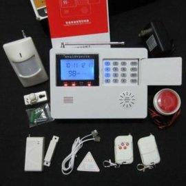 智能短信防盗报 器 智能电话红外探测器 家长红外探测报 器