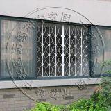无锡锰钢内置折叠防盗窗防护窗防盗网