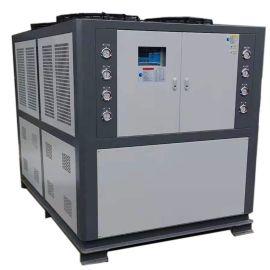 山东济宁注塑机用冷水机  30P风冷式冷水机