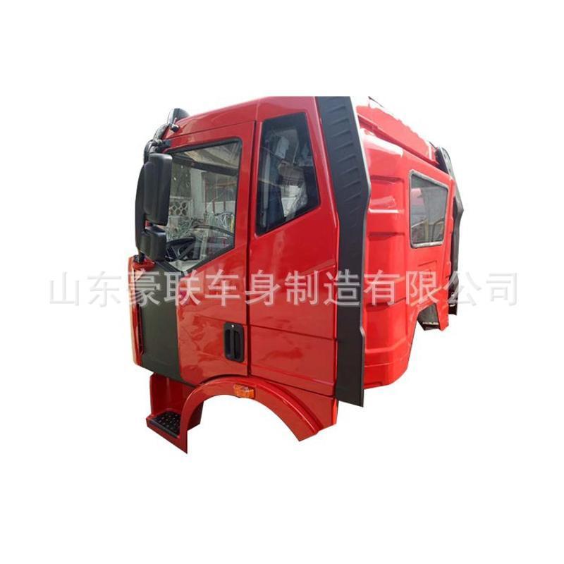 解放J6L车型系列 J6L驾驶室总成 驾驶室壳子 驾驶室篓子 图片厂家