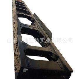 陕汽德龙M3000原厂MAN车架(S27/6/2、850车架) 德龙车架 厂价直销