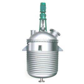 不锈钢盘管反应釜 蒸汽反应釜