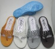 PVC吹气拖鞋-001
