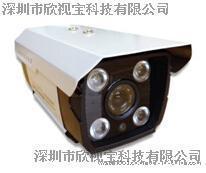 AHD摄像机监控探头红外夜视80M枪机四灯系列同轴高清 960P