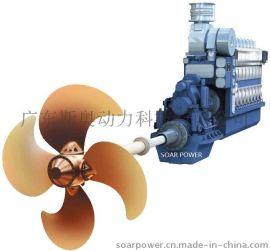 现代船用柴油机/船用推进发动机(1,200~9,000KW)