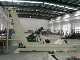 山东庆云奥兰机床附件制造有限公司制造6610刮板式排屑机