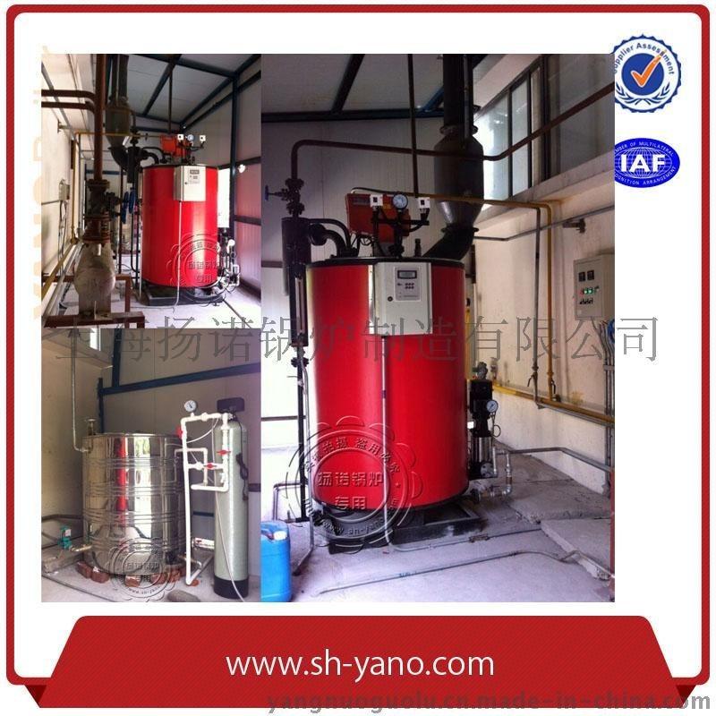 塗裝清洗液加溫用0.5T燃氣蒸汽鍋爐