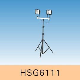 SFD3000B便携式升降作业灯_抢险救灾支架照明灯_夜间现场作业灯