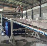 UV背景牆裝飾板生產線PVC仿大理石板材設備生產線