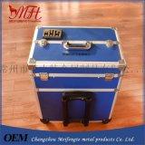 铝合金精密度仪器箱 铝合金箱仪器箱医疗箱生产厂家 内衬EVA垫子