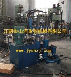 供应山河牌柱塞泥浆泵:液压陶瓷柱塞泵,液压陶瓷柱塞泥浆泵