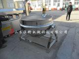 节能型蒸汽夹层锅  中 可倾式夹层锅