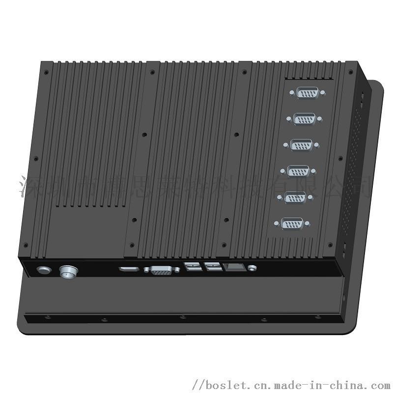 10.4寸嵌入式电容触摸平板电脑
